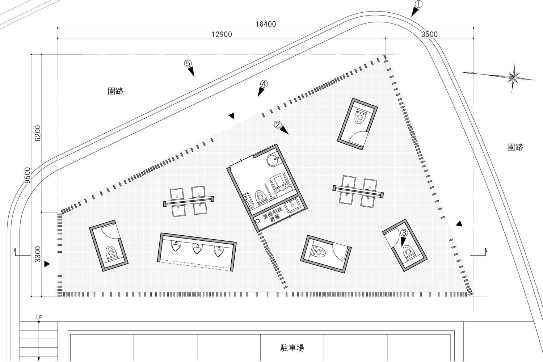 北九州市公園トイレ提案設計競技0828(提出物)